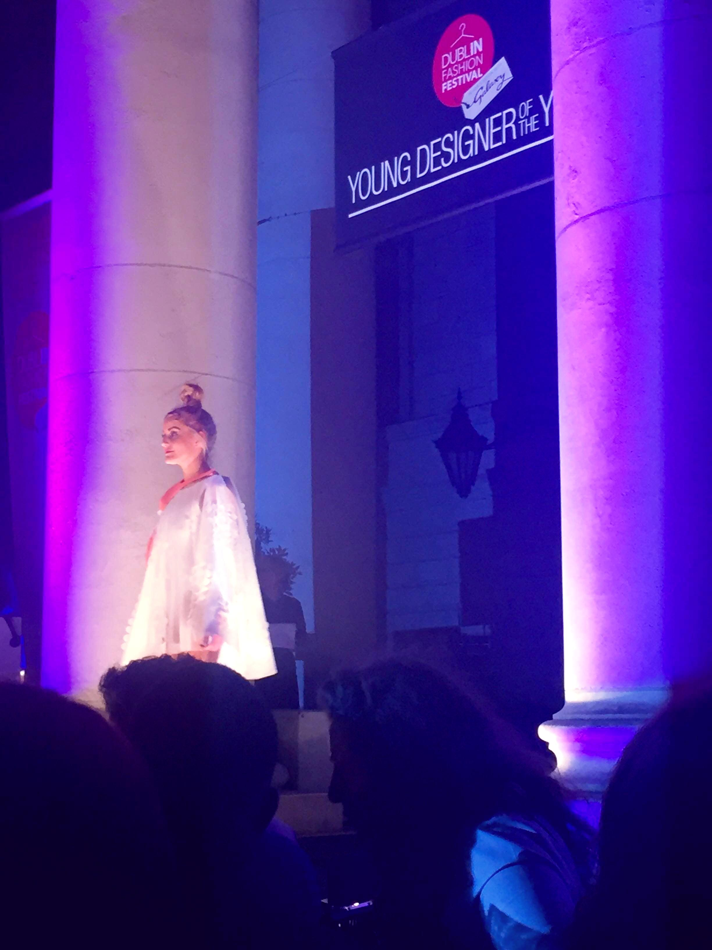 DFF Young Designer of the Year in association with Galaxy